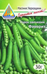 Горох овочевий Фаворит (30г)