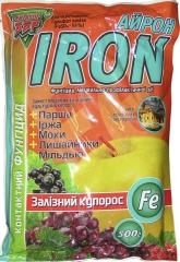Залізний купорос Айрон 0,5кг