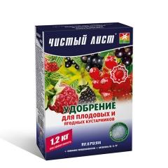 Чистий лист*Плодово-ягідні* (1200г)