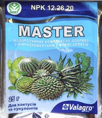 Майстер дпя кактусів та сукулентів (25г)
