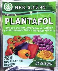 Плантатор Дозрівання плодів (5.15.45) (25г)