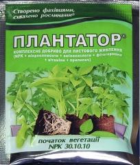 Плантатор Початок вегетації (30.10.10) (25г)