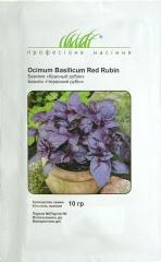 Базилік Червоний рубін фіолетовий (10г)