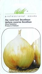 Цибуля салатна Ексибішн (100шт)