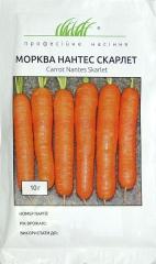 Морква Нантес Скарлет (10г)