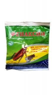 Фенаксин(від тарганів) (125г)