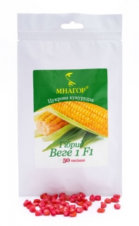 Кукурудза цукрова Веге F1 (50шт)