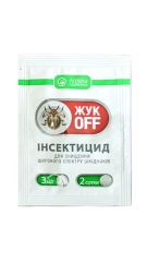 Жук OFF(50 шт) (3мл)