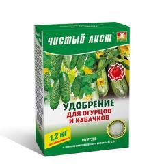 Чистий лист*Огірки-Кабачки* (1200г)