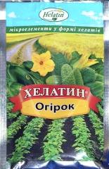 Хелатин-Огірок (50мл)