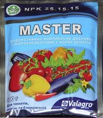 Майстер дпя томатів, перцю, баклажанів (100г)