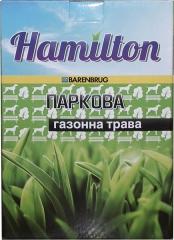 Трава газонна Ріва Трейд Hamilton Паркова (1 кг)
