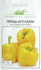 Перець жовтий Асті Єллоу (0,2г)