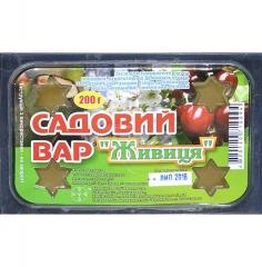 """Садовий вар """"Живиця"""" (200г)"""