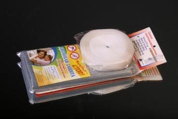 Москітна сітка (75х150, крілпення біле)